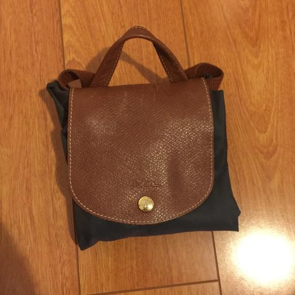 229a1eb4c7a Longchamp Bags   Navy Backpack   Poshmark